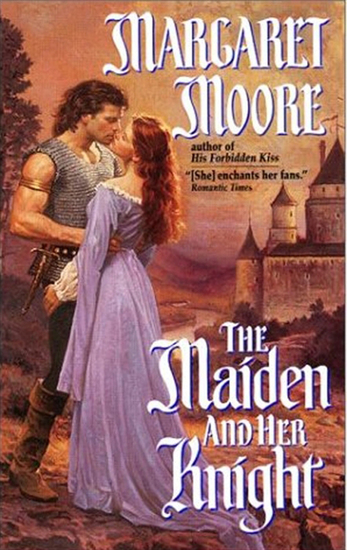 The Maiden and Her Knight - cover