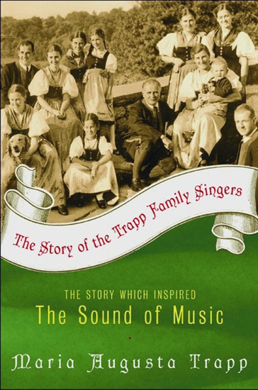 The Story of the Trapp Family Singers - cover