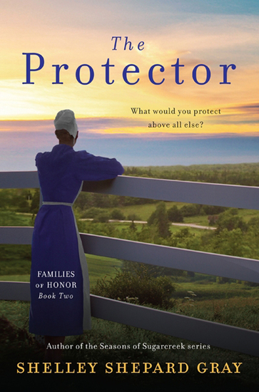 The Protector - Families of Honor Book Two - cover