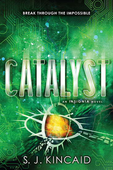 Catalyst - cover