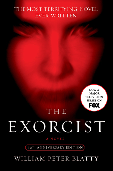 The Exorcist - 40th Anniversary Edition - cover