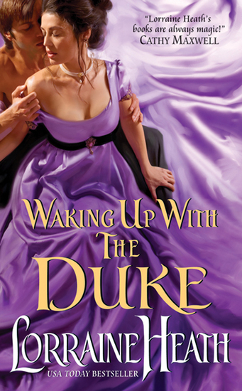 Waking Up With the Duke - cover