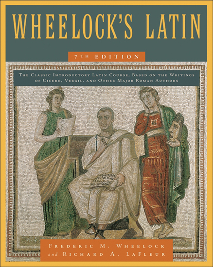 Wheelock's Latin 7th Edition - cover