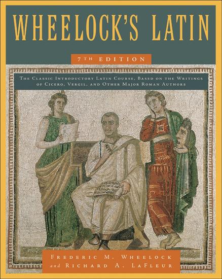 Wheelock's Latin 7th Edition - cover