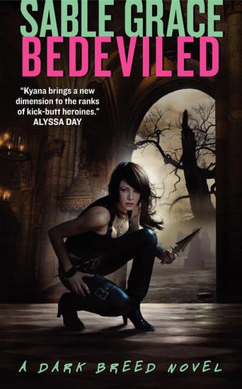 Bedeviled - A Dark Breed Novel - cover