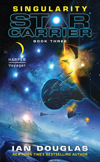 Singularity - Star Carrier: Book Three - cover
