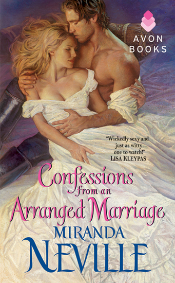 Confessions from an Arranged Marriage - cover