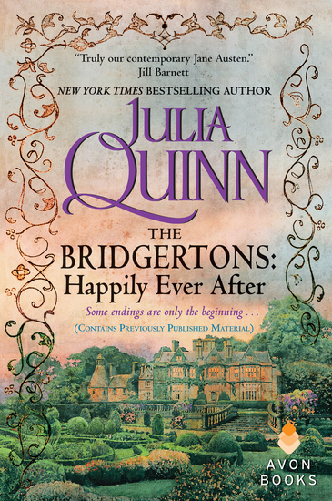 The Bridgertons: Happily Ever After - cover