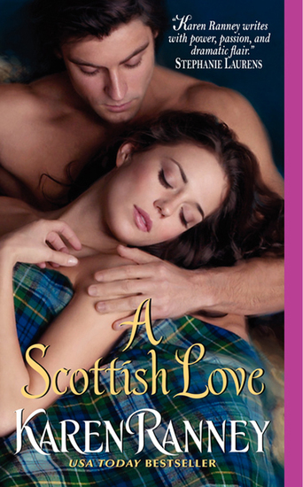 A Scottish Love - cover