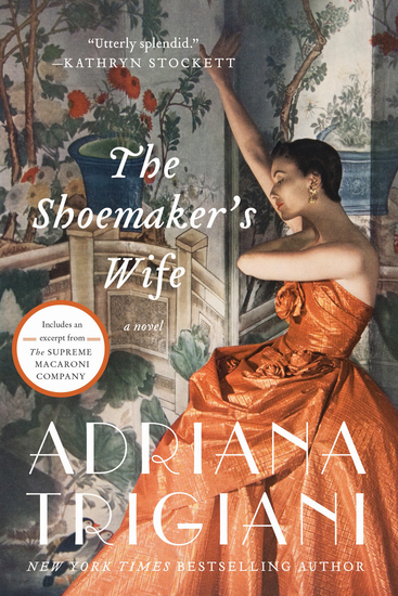 The Shoemaker's Wife - cover