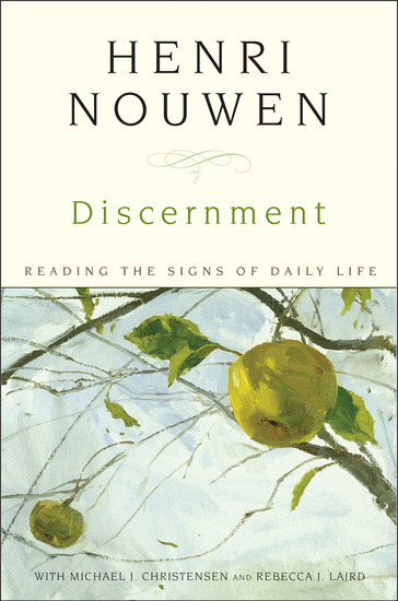 Discernment - Reading the Signs of Daily Life - cover