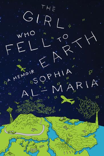 The Girl Who Fell to Earth - A Memoir - cover