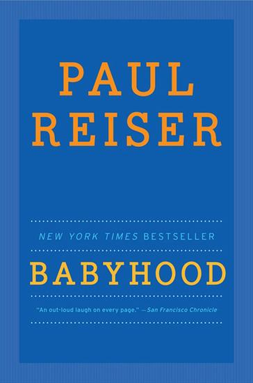 Babyhood - cover