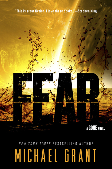 Fear - cover