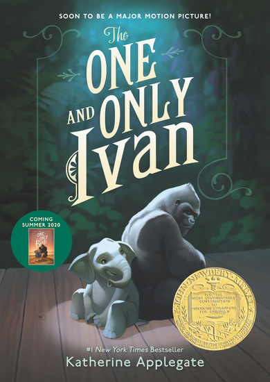The One and Only Ivan - cover