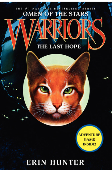 Warriors: Omen of the Stars #6: The Last Hope - cover