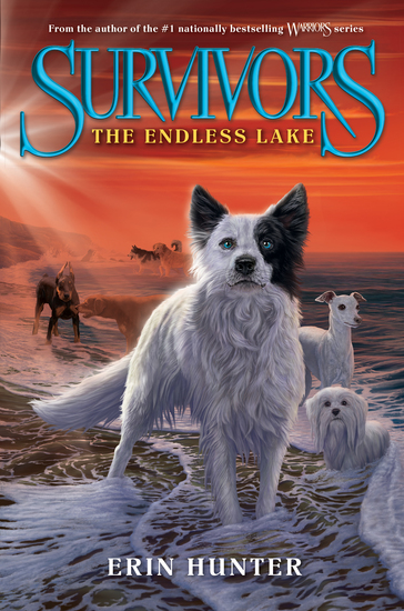 Survivors #5: The Endless Lake - cover