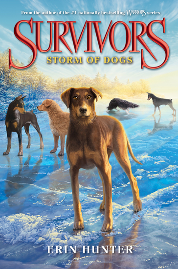 Survivors #6: Storm of Dogs - cover