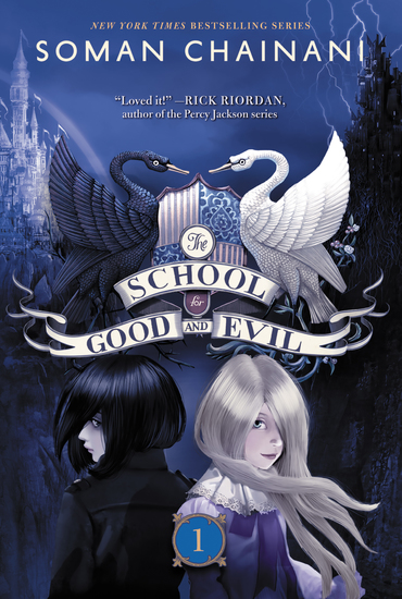 The School for Good and Evil - cover