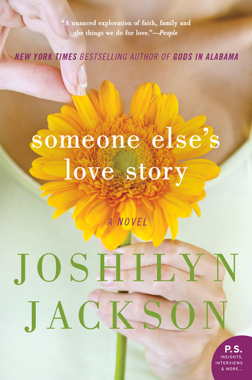 Someone Else's Love Story - A Novel - cover
