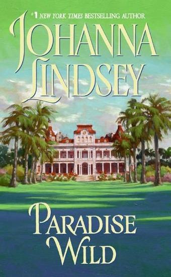 Paradise Wild - cover