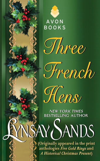 Three French Hens - cover