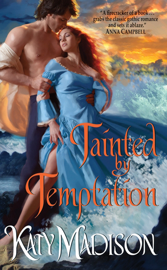 Tainted By Temptation - cover