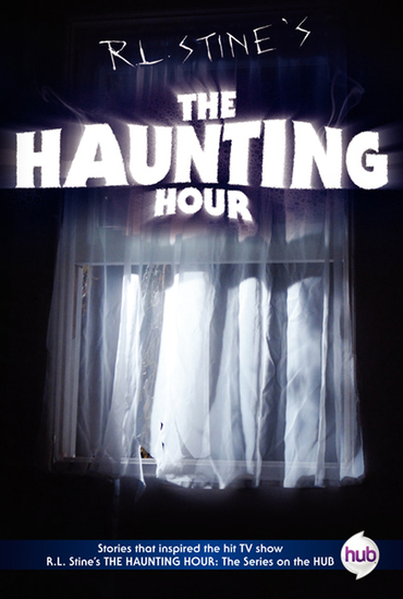The Haunting Hour TV Tie-in Edition - cover