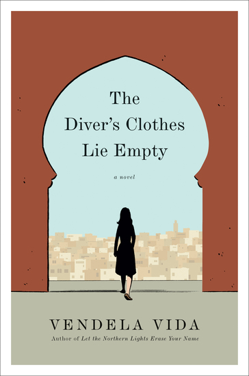 The Diver's Clothes Lie Empty - A Novel - cover
