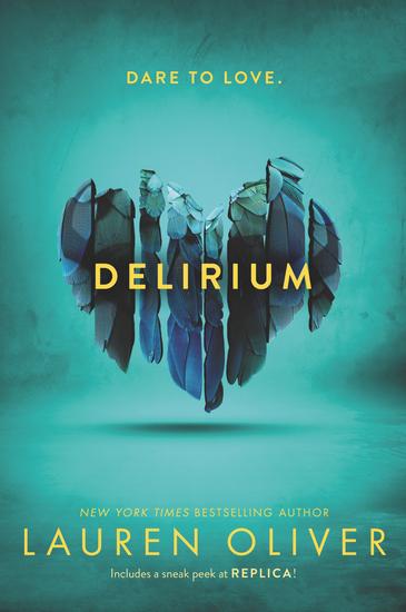 Delirium - cover
