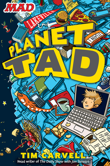 Planet Tad - cover