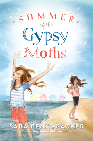 Summer of the Gypsy Moths - cover