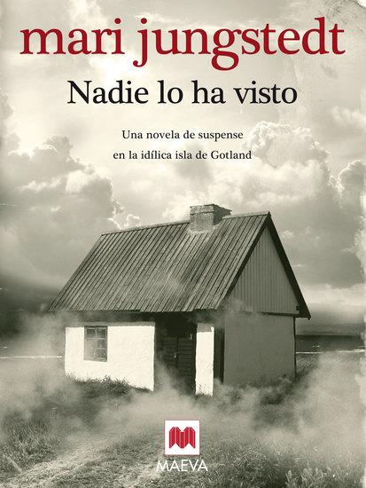 Nadie lo ha visto - Una novela de suspense en la idílica isla de Gotland - cover