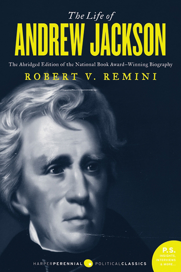 The Life of Andrew Jackson - cover