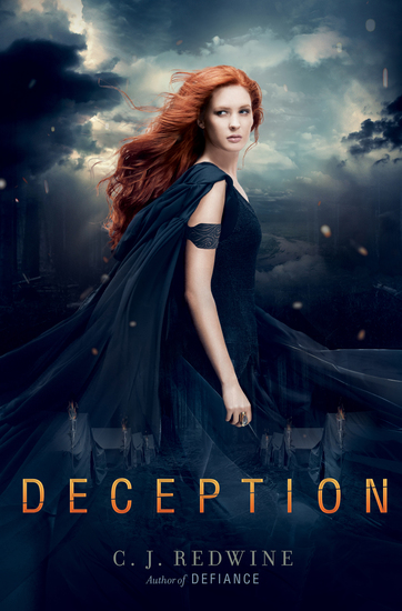 Deception - cover
