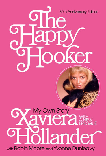 The Happy Hooker - My Own Story - cover