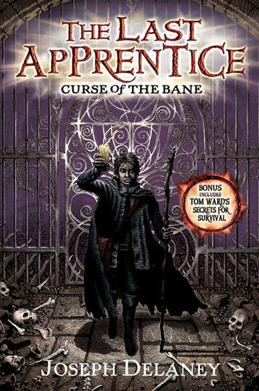 The Last Apprentice: Curse of the Bane (Book 2) - cover