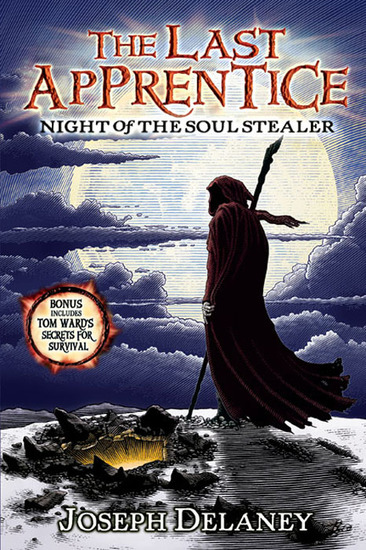 The Last Apprentice: Night of the Soul Stealer (Book 3) - cover