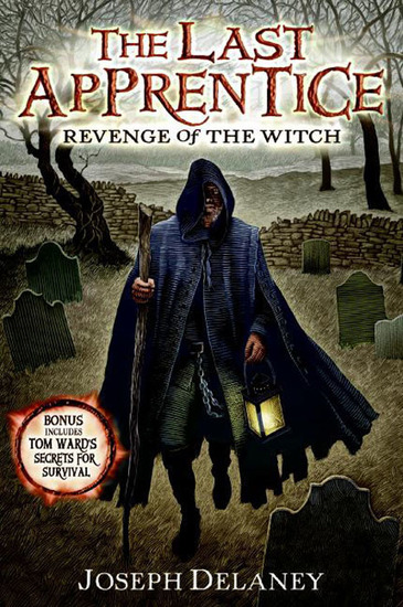The Last Apprentice: Revenge of the Witch (Book 1) - cover