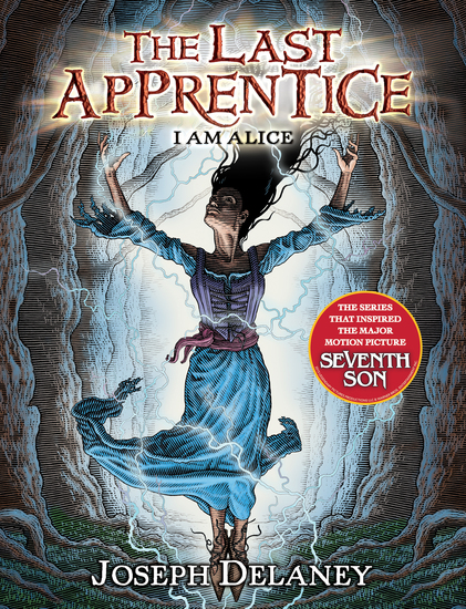 The Last Apprentice: I Am Alice (Book 12) - cover