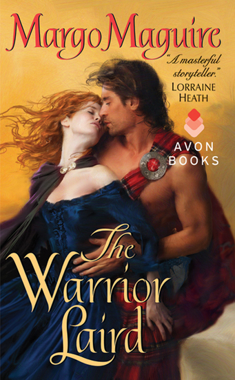 The Warrior Laird - cover