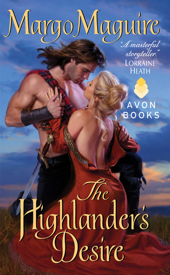 The Highlander's Desire - cover