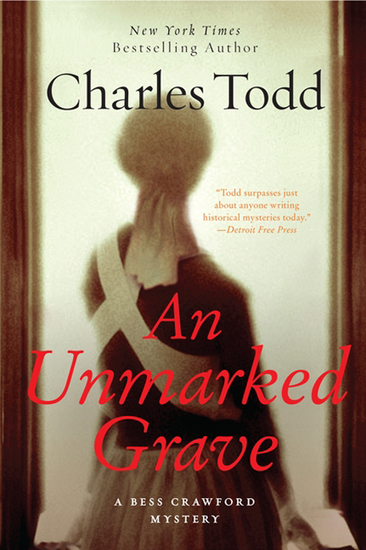 An Unmarked Grave - A Bess Crawford Mystery - cover