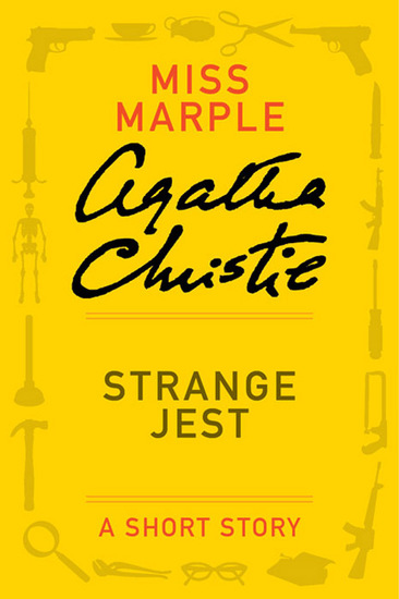 Strange Jest - cover