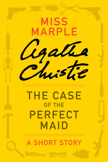 The Case of the Perfect Maid - cover