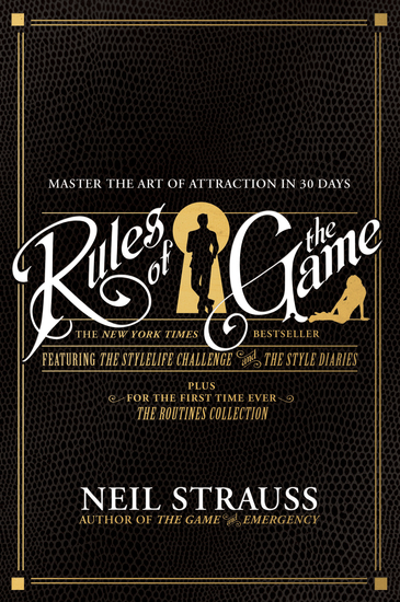 Rules of the Game - cover