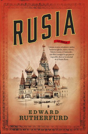 Rusia - cover
