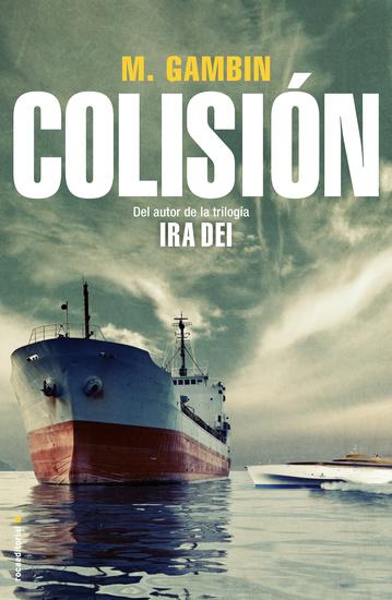 Colisión - cover