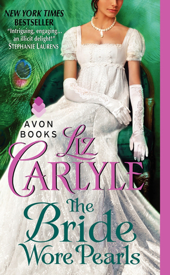 The Bride Wore Pearls - cover
