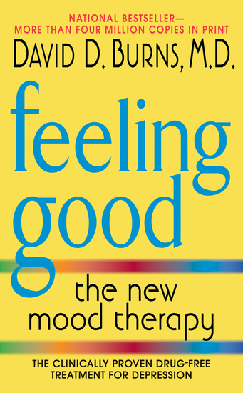 Feeling Good - The New Mood Therapy - cover